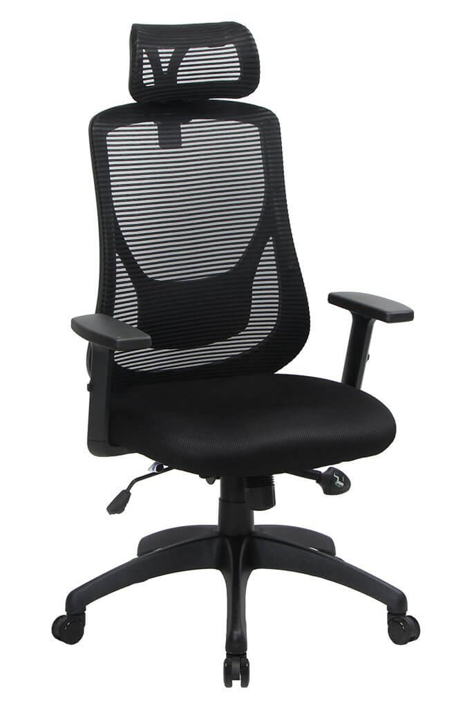 Viva Office Ergonomic High Back Mesh Chair Chair Insider